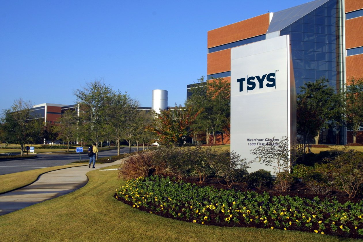TSYS' global headquarters